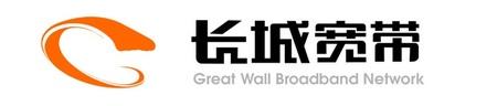 曲靖长城宽带logo
